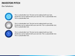 Investor pitch PPT slide 9