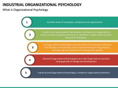 Industrial organizational psychology PPT slide 18
