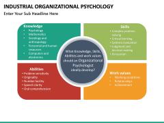 Industrial organizational psychology PPT slide 19
