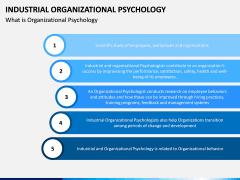 Industrial organizational psychology PPT slide 4