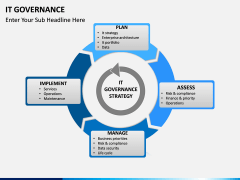 IT governance PPT slide 7