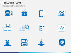 IT Security Icons PPT slide 5