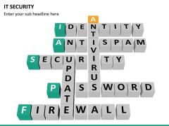 IT security PPT slide 13