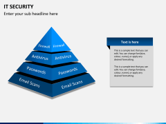 IT security PPT slide 2