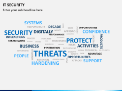 IT security PPT slide 5