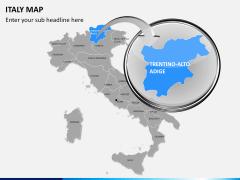Italy Map Italy Map 14