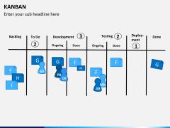 Kanban PPT slide 2