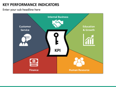 Key performance indicator PPT slide 24