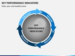 Key performance indicator PPT slide 1