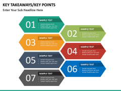 Key takeaways PPT slide 34
