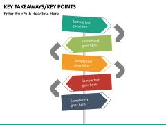 Key takeaways PPT slide 36