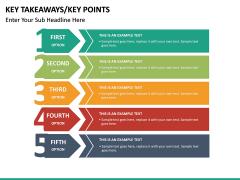 Key takeaways PPT slide 37