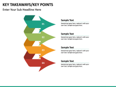 Key takeaways PPT slide 38
