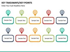 Key takeaways PPT slide 42