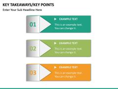 Key takeaways PPT slide 29