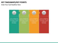 Key takeaways PPT slide 30
