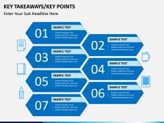 Key takeaways PPT slide 10