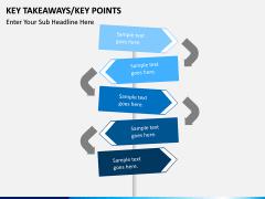 Key takeaways PPT slide 12