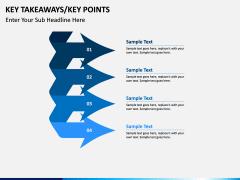 Key takeaways PPT slide 14