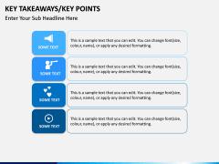 Key takeaways PPT slide 16
