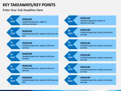 Key takeaways PPT slide 19