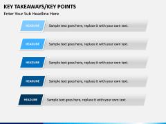 Key takeaways PPT slide 23