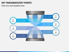 Key takeaways PPT slide 3