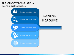 Key takeaways PPT slide 4