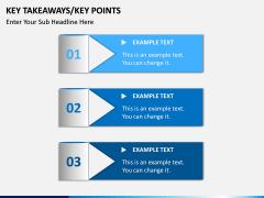 Key takeaways PPT slide 5