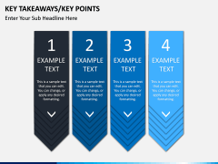 Key takeaways PPT slide 7