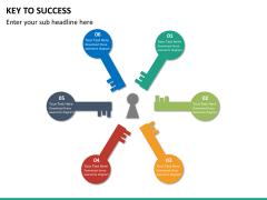 Key to success PPT slide 6