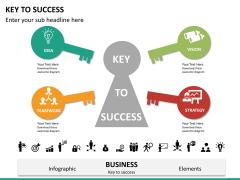 Key to success PPT slide 8