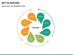 Key to success PPT slide 9