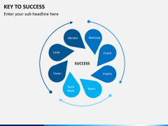 Key to success PPT slide 4