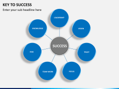Key to success PPT slide 5