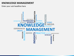 Knowledge management PPT slide 21