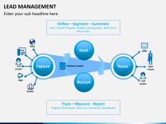 Lead management PPT slide 3