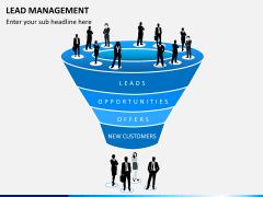 Lead management PPT slide 4