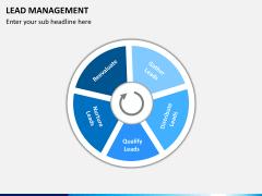 Lead management PPT slide 5