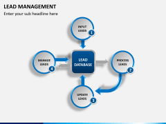 Lead management PPT slide 6