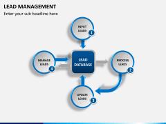 Lead management PPT slide 6