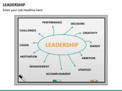 Leadership PPT slide 43