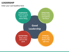 Leadership PPT slide 47