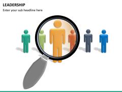 Leadership PPT slide 50