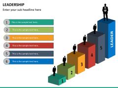 Leadership PPT slide 34