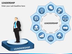 Leadership PPT slide 1