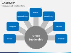 Leadership PPT slide 19