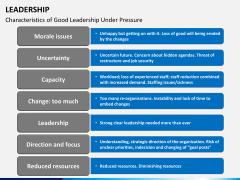 Leadership PPT slide 21