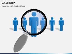 Leadership PPT slide 23