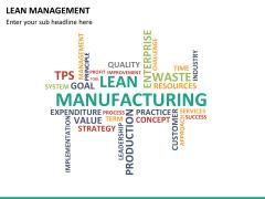 Lean Management PPT slide 35